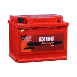 Exide Mileage Car Battery