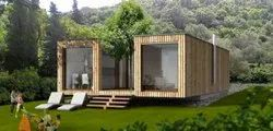 Mild Steel Container Home