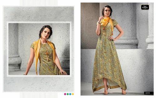 bcf517d04a Fancy kurti - Georgette Kurtis Manufacturer from Surat