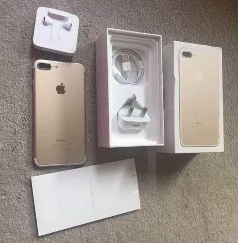 Apple Iphone 7 Plus Gold Sealed