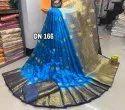 Kanjivaram Silk Weaving Small Peacock Butta Saree
