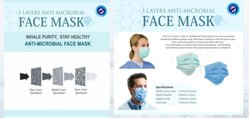 3 layers Face Mask