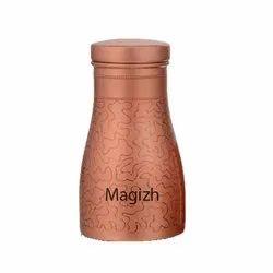 Copper Bedroom Jar