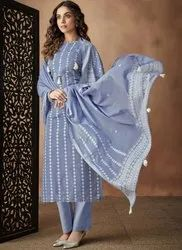 Alok Cotton Salwar Suits, Handwash