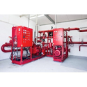Modular Fire Pump House