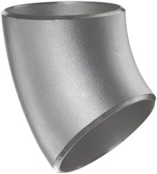 Carbon Steel 45 Deg Long Radius Elbow