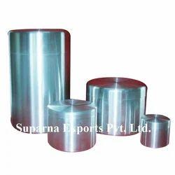 2500 ml Black Pepper Aluminum Canister