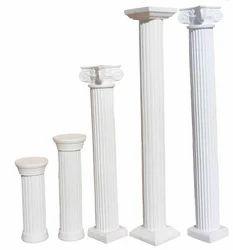 GRC Columns Capital & Capitals