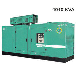 1010 KVA Silent Generator