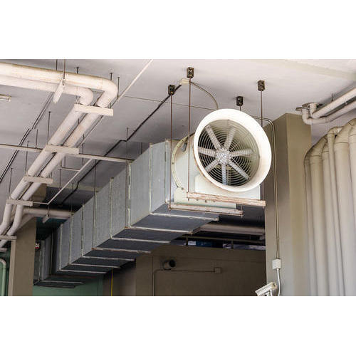HVAC Ducting System - Industrial Duct Manufacturer from