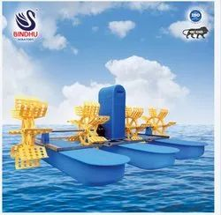 Single Phase - 2HP 4 Paddle Wheel Aerator