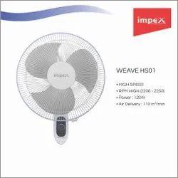 Wall Fan (Weave HS01)