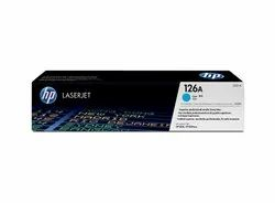 HP CE311A Cyan Toner Cartridge