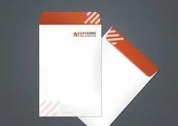 Paper Big Envelopes Printing Services, in Pan India