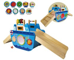 Activity Boat for Play School