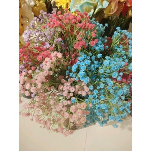 Interiors & More Artificial Flowers, For Decoration Purpose, Packaging Type: Packet