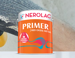 NEROLAC RED OXIDE METAL PRIMER