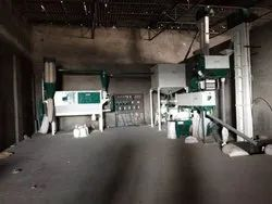 55 Ton Industrial Flour Mill Machine
