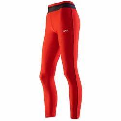Running & Training Women Broad Patta Full Tight Pattern