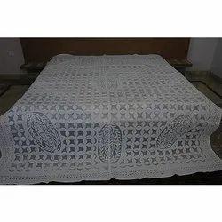 Applique Orgadni Duvet Cover And Bedcover