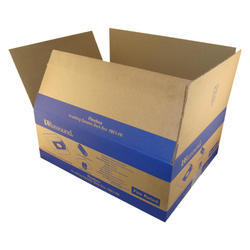 Printed Corrugated Box