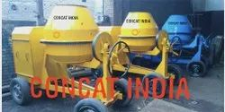 Mild Steel Concrete Mixers
