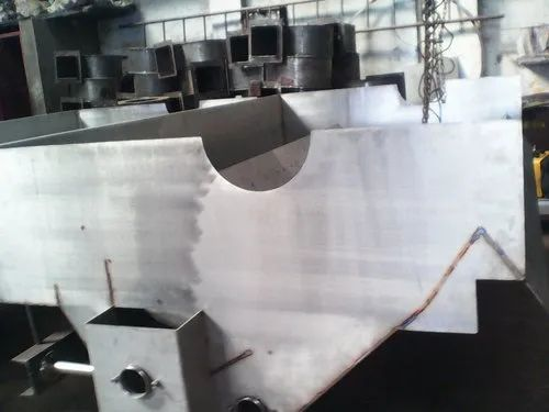 Stainless Steel Blower Fabrication Service