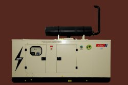 ELM-100-80eKW-100kVA ''''Elmot PowerGen'''' DG Set with EICHER