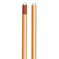 Copper Bonded Ground Rod In 250 Micron