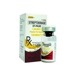 Streptokinase Injections - Wholesaler & Wholesale Dealers in