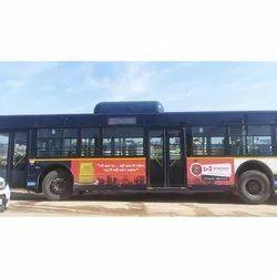 Outdoor City Bus Advertising Services Gurugram