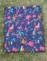Indian Handmade Cotton Comforter Blanket Bedding Queen Kantha Quilt