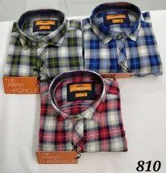 Casual Wear Full Sleeves Shirt
