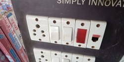 Electric Switch Board