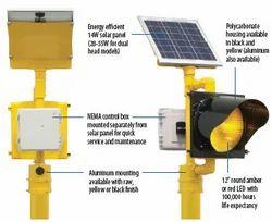 Solar Blinkers Flashers