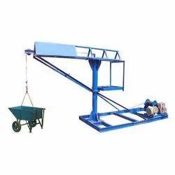 Mini Crane Lifting Machine
