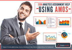 SEM Analysis Assignment Help Using Amos