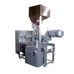 Corn Puff Exruder Machine