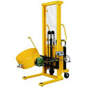 Manual Hydraulic Drum Lifter