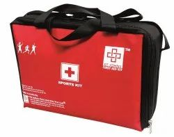 Fabric SJF SPK First Aid Kit, Packaging Type: Bag