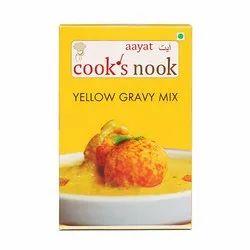 Fresh Yellow Gravy Mix Masala