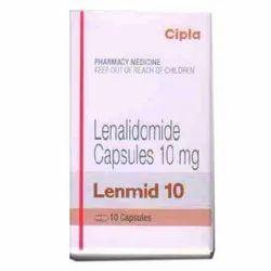 Multiple Myeloma Len-Mid 10 Mg Lenalidomide Capsules