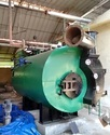 3 Pass Wet Back Oil and Gas IBR Steam Boiler