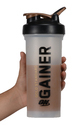 I Shake Gainer 1 Litre Protein Shake Bottle, Capacity: 1000 Ml, Packaging Type: Carton Package