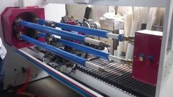 4 Shaft Tape Slicer Machine