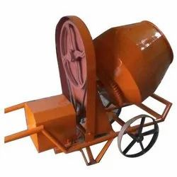Concrete Mixer Tilting Machine