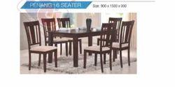 Penang Dining Set, Seating Capacity: 6, Size: L183 X W90 X H75cm