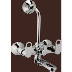 Ornamix Series Wall Mixer Telephonic with L Band Tap
