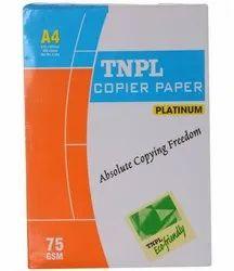 75 GSM TNPL A4 Size Copier Paper