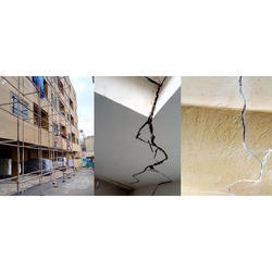 Wall Crack Repairing Services